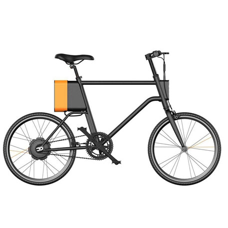 YunBike C1 Men`s Space Gray