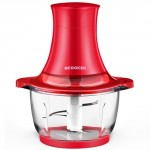 O'COOKER Circle Kitchen Small Grinder Red CD-CH01