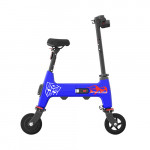 HIMO Transformers Folding Bike Blue