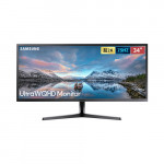 "Samsung 34"" Ultra-Wide Flat High Resolution Monitor"