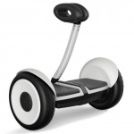 Segway Self Balancing Scooter miniLITE White