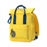 Xiaoyang curling fun casual backpack Yellow