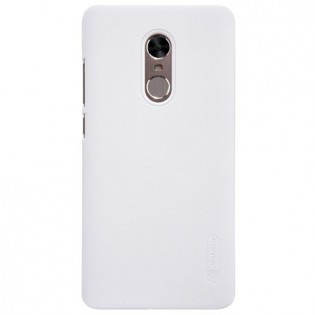 Xiaomi Redmi Note 4X Nillkin Frosted Shield Hard Case White