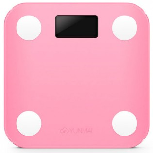 Yunmai Mini Smart Scale Pink