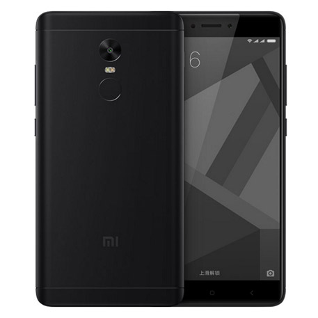 Xiaomi Redmi Note 4X 3GB/32GB Dual SIM Black