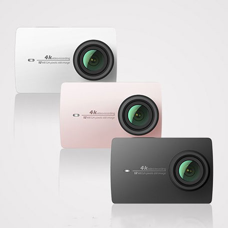 Yi 4K Action Camera 2 Chinese Version White