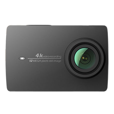 Yi 4K Action Camera 2 International Version Black