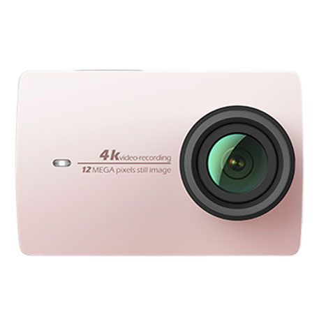 Yi 4K Action Camera 2 International Version Pink