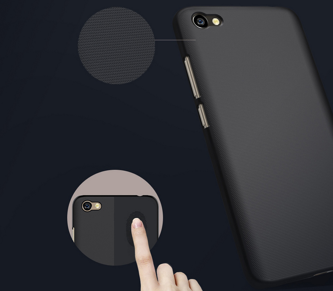 Xiaomi Redmi Note 5A Nillkin Frosted Shield Hard Case Photo 3