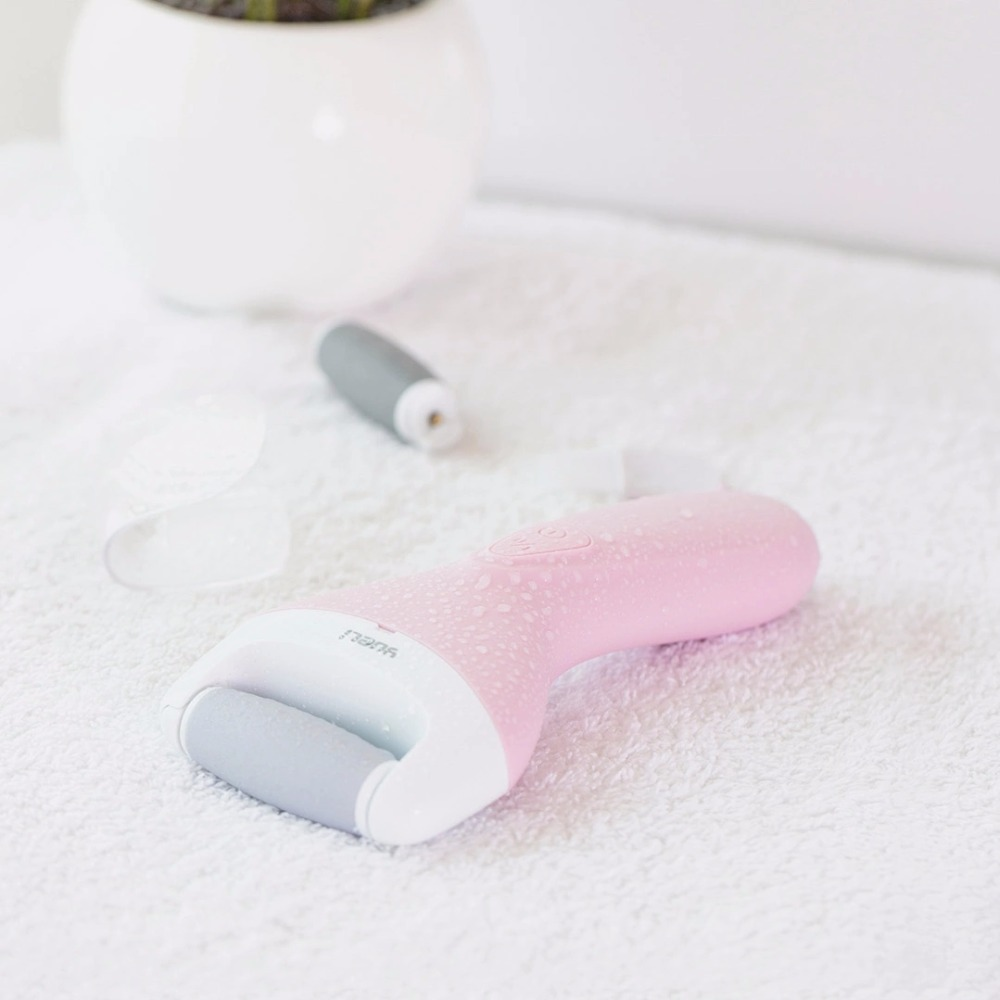 Xiaomi Yueli Electric Foot File And Callus Remover Pink Model